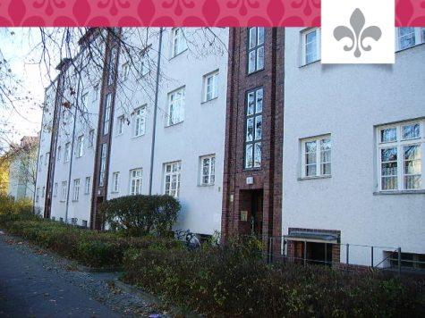 VERMIETETE 2-ZIMMER-WOHNUNG MIT BALKON IN REINICKENDORF, 13407 BERLIN, Erdgeschosswohnung