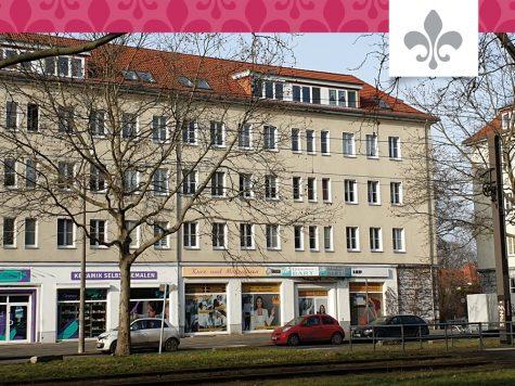 RENOVIERUNGSBEDÜRFTIGE 2-ZIMMER-WOHNUNG IN JOHANNISTHAL, 12487 BERLIN, Etagenwohnung