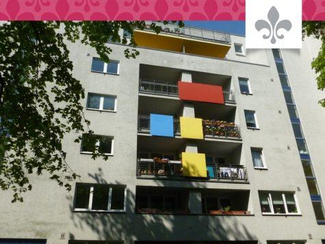 Kapitalanlage: Vermietete Zwei-Zimmer-Wohnung im schönsten Schmargendorf, 14193 Berlin, Erdgeschosswohnung